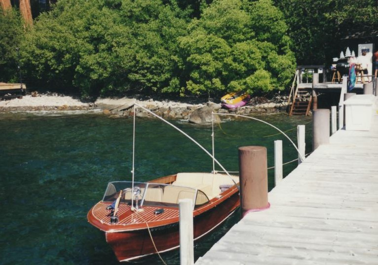 1957 18′ Chris Craft Holiday | YourClassicBoat com
